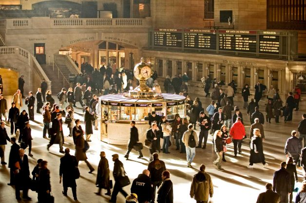 Featured Trip: The Slow Down Tour of Grand Central Terminal