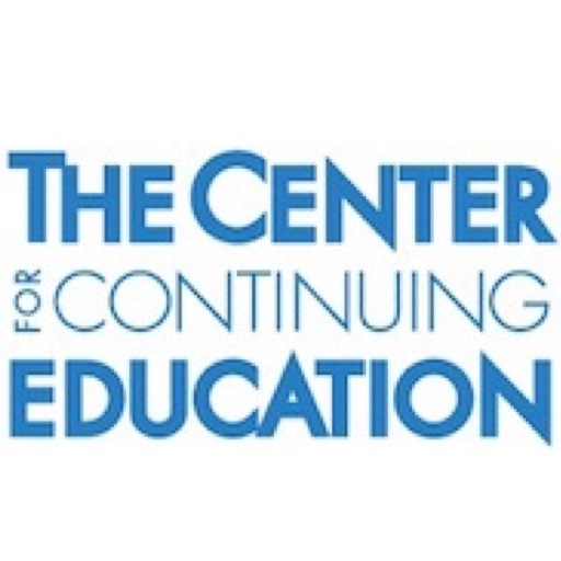 f74431f840f The Center for Continuing Education - Take a Different Course