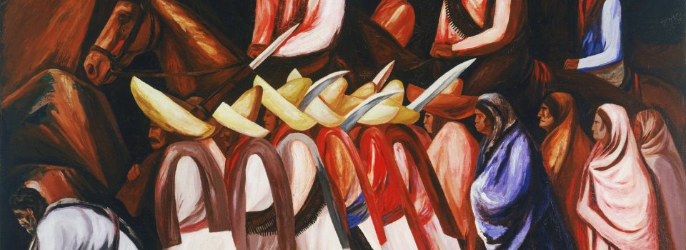 Museum Preview: Vida Americana: Mexican Muralists Remake American Art, 1925 – 1945 at the Whitney