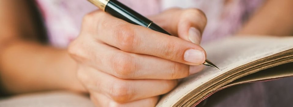 Begin and Keep a Journaling Practice