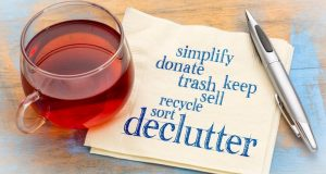 Decluttering the Empty Nest