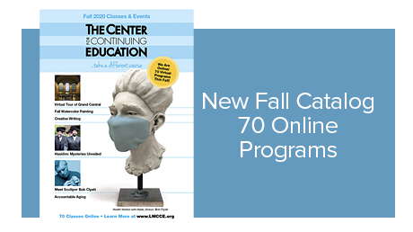 View Our Interactive Catalog of Classes!