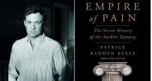 An Evening with Author Patrick Radden Keefe and his New Book Empire of Pain