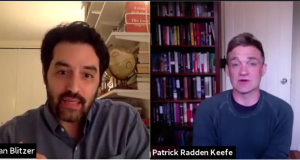 """An Evening with Author Patrick Radden Keefe About His Bestseller """"Empire of Pain"""""""
