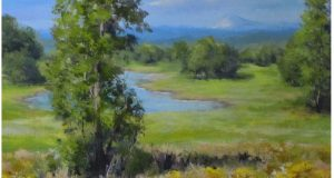 NEW: Painting Landscapes in Acrylics